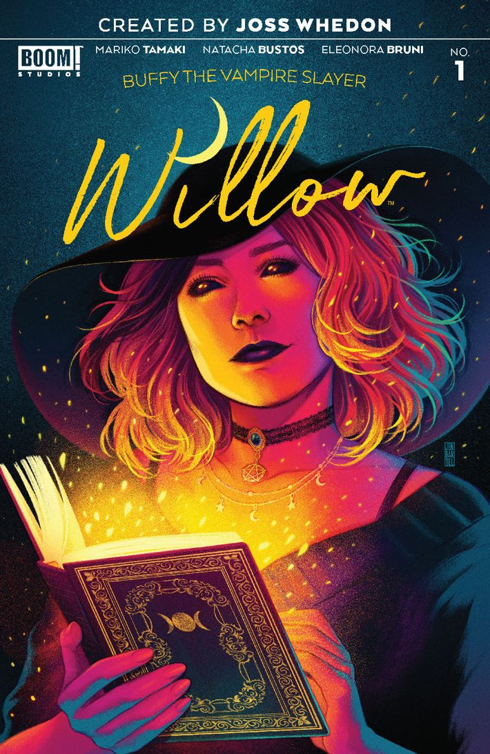 Willow_001_Cover_Main ComicList Previews: BUFFY THE VAMPIRE SLAYER WILLOW #1