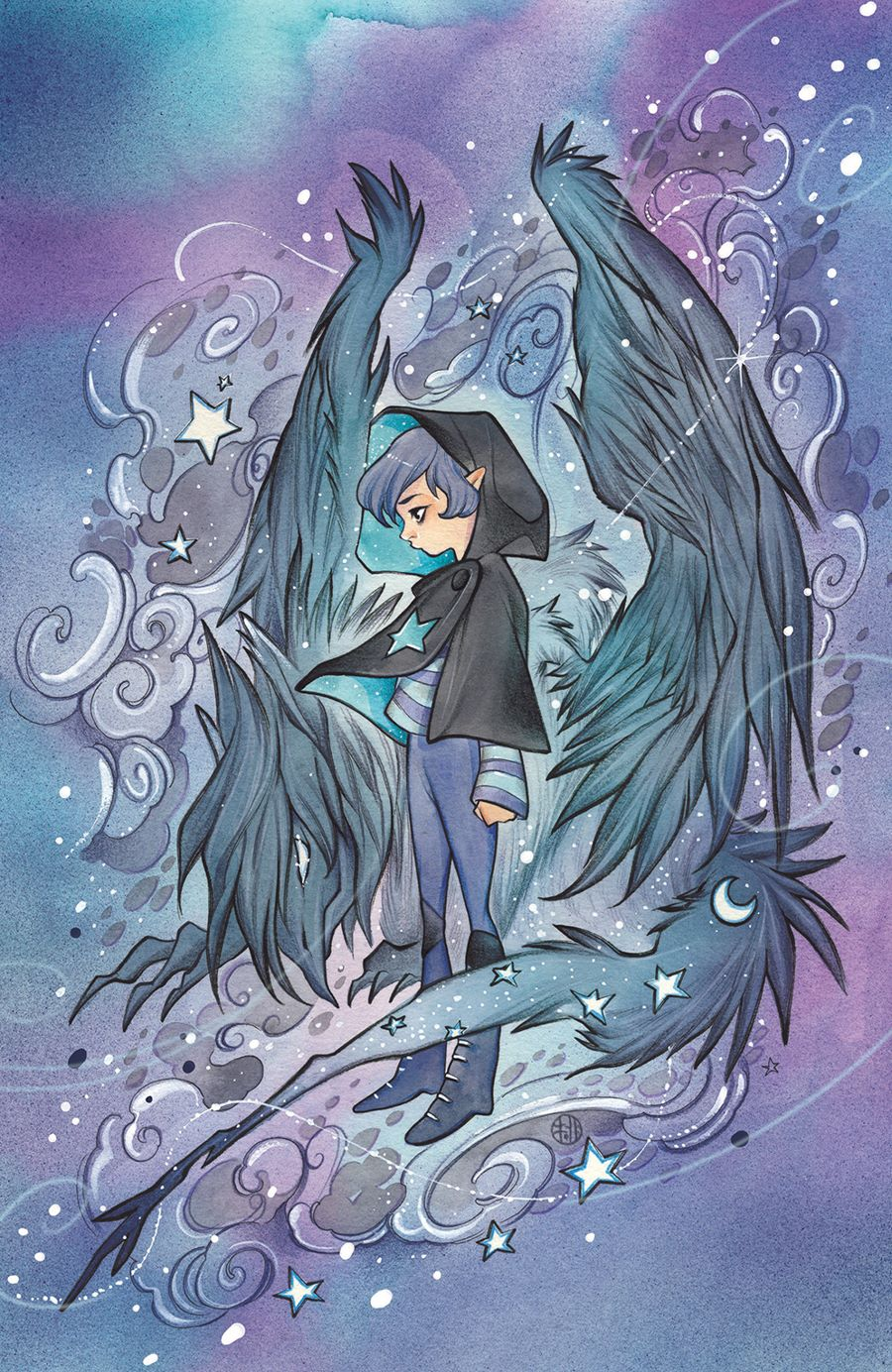 Wynd_002_Cover_Variant ComicList: BOOM! Studios New Releases for 07/22/2020