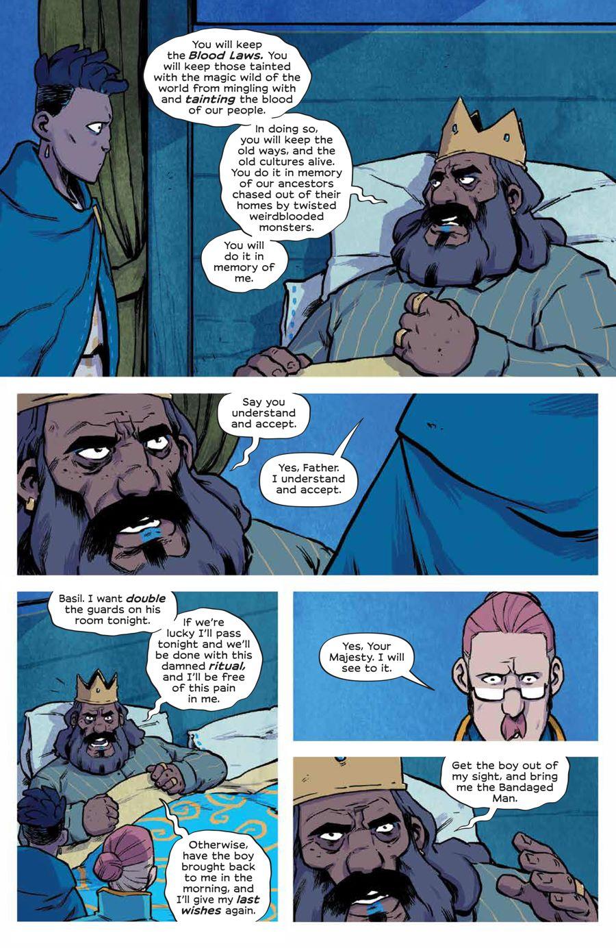 Wynd_002_PRESS_5 ComicList Previews: WYND #2