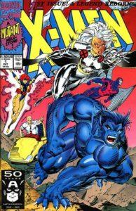 X-Men-1-1991-Storm-194x300 The Record-Setting X-Men #1