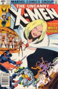 X-Men-131-194x300 X-Keys Revisited: Emma Frost