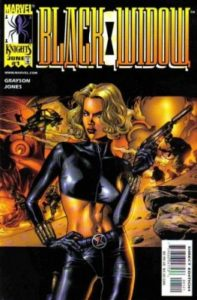 black-widow-1-197x300 Seven MORE Very Intriguing Variants