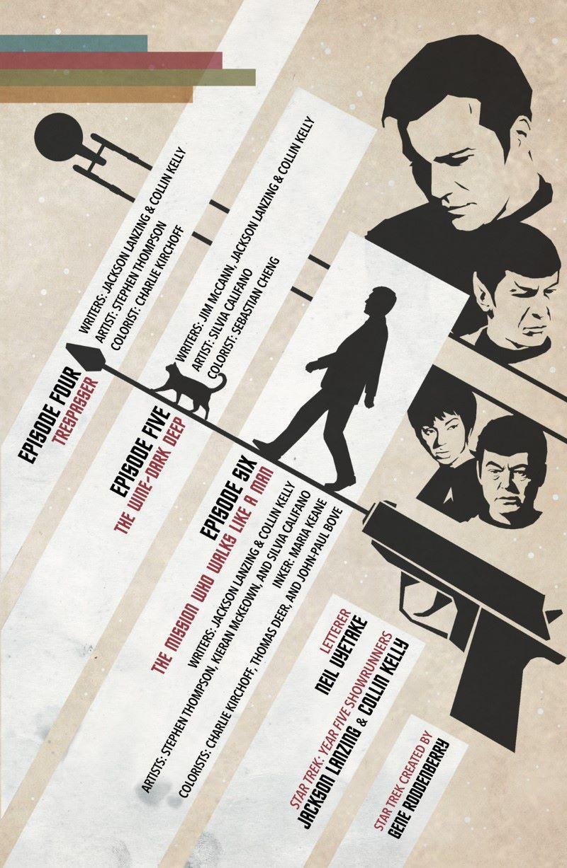 star-trek-year-five-the-wine-dark-deep-preview-3 ComicList Previews: STAR TREK YEAR FIVE VOLUME 2 THE WINE-DARK DEEP TP