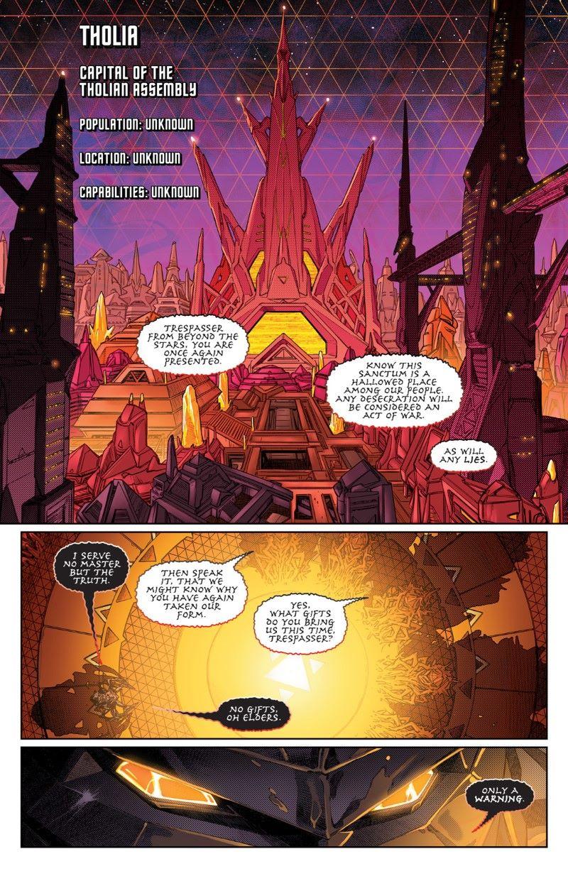star-trek-year-five-the-wine-dark-deep-preview-4 ComicList Previews: STAR TREK YEAR FIVE VOLUME 2 THE WINE-DARK DEEP TP