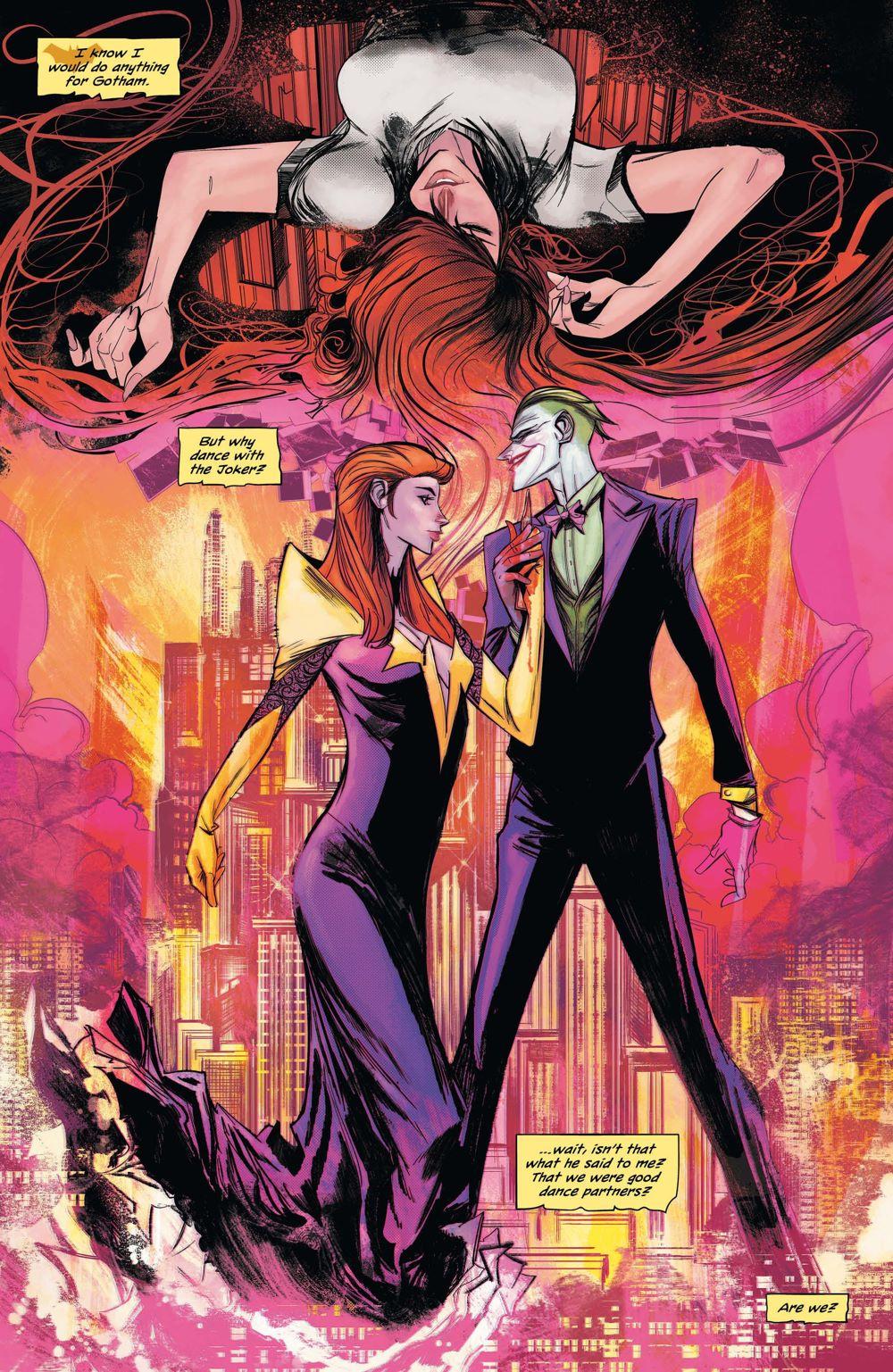 BG-48-1 ComicList Previews: BATGIRL #48