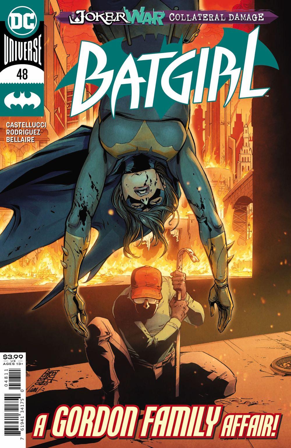 BG-Cv48 ComicList Previews: BATGIRL #48