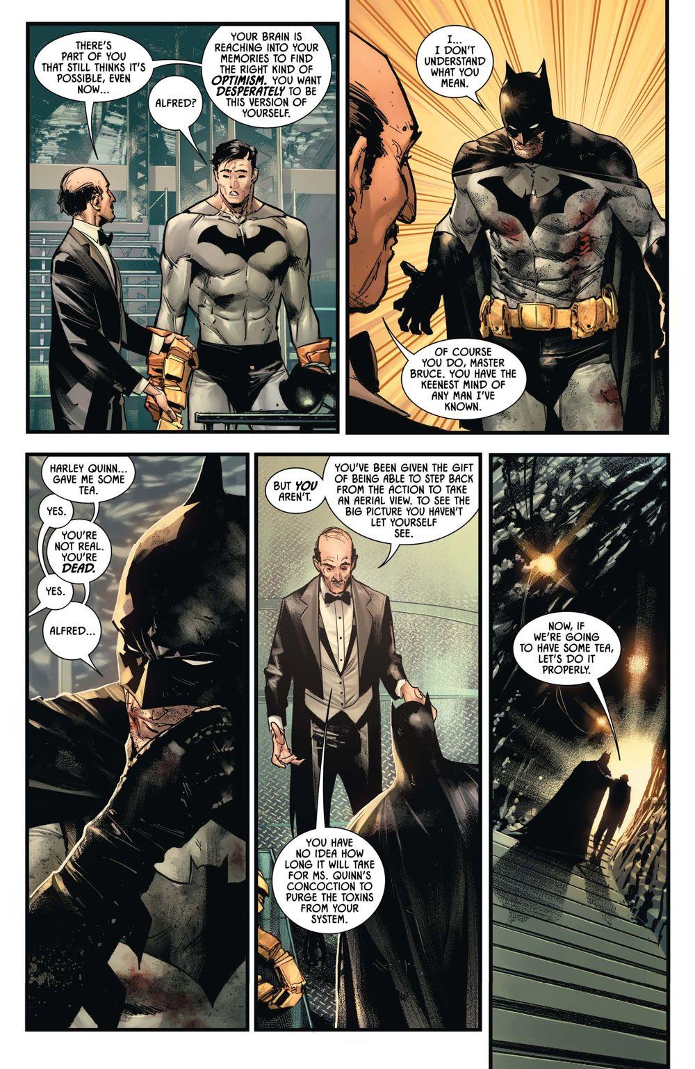BM-98-4 ComicList Previews: BATMAN #98