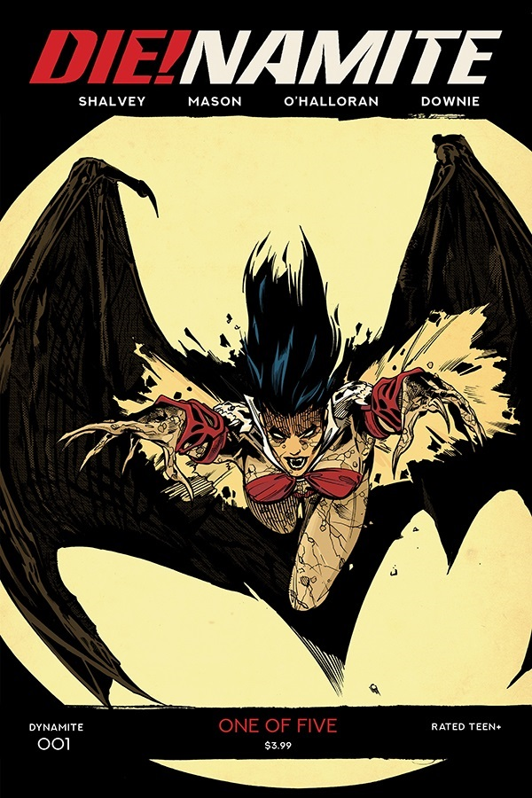 DIENAMITE-01-01061-Incen7-Mooney Dynamite Entertainment to honor Batman with October variant covers