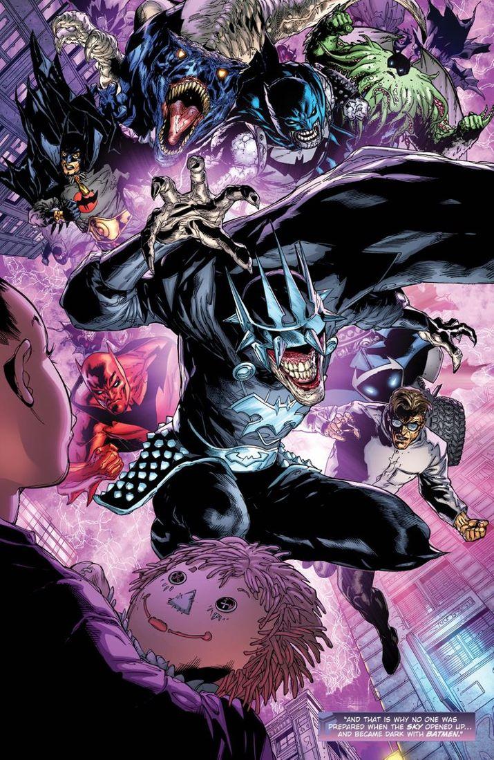 DK-DEATHMETAL-GUIDEBOOK-1-LEXL-4 ComicList Previews: DARK NIGHTS DEATH METAL GUIDEBOOK #1