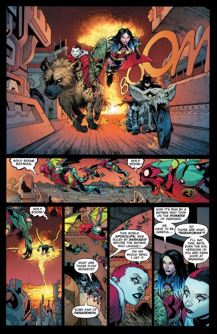 DKDEATHMET-3-2 ComicList Previews: DARK NIGHTS DEATH METAL #3