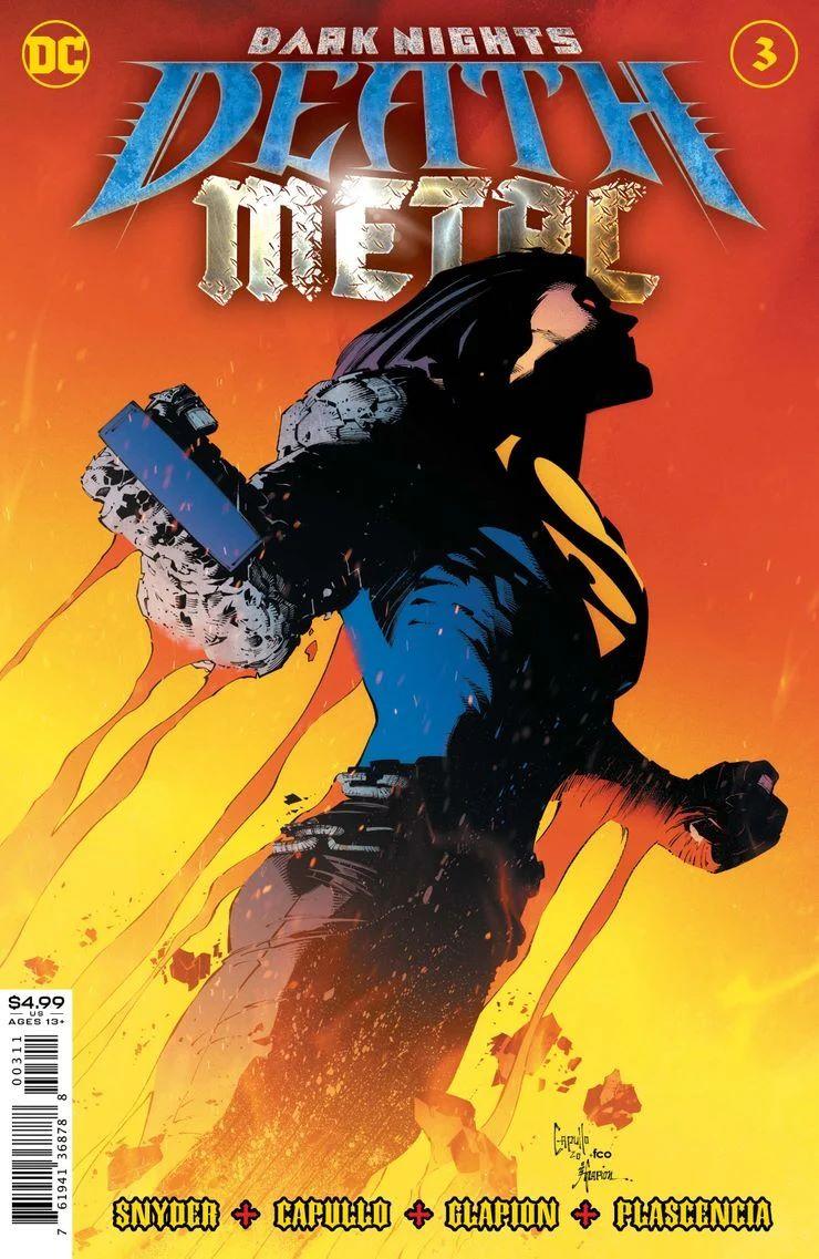 DNDM-Cv3 ComicList Previews: DARK NIGHTS DEATH METAL #3