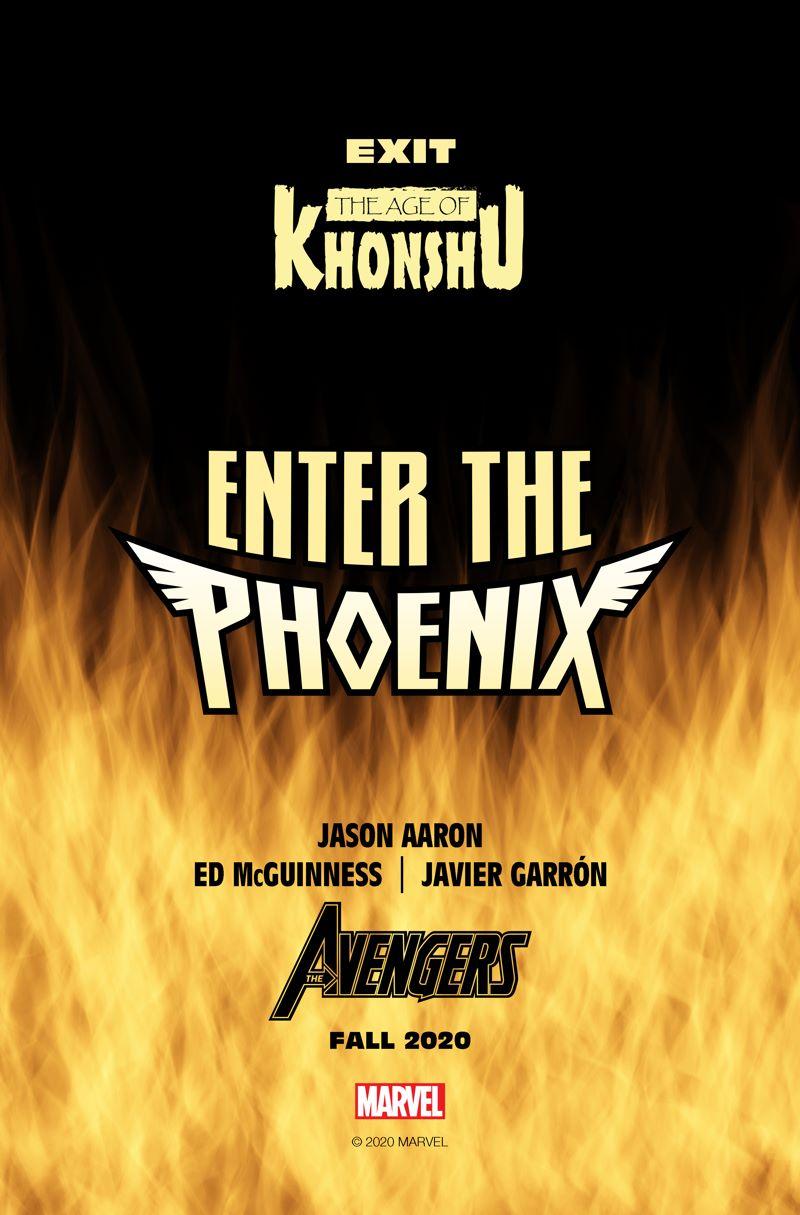 EnterThePhoenix_Promo Where THE AGE OF KHONSHU ends, THE PHOENIX begins again