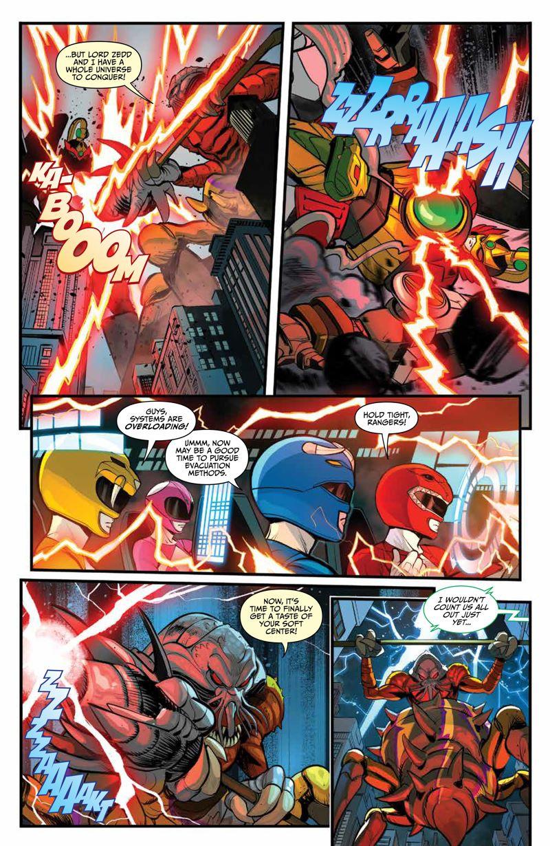 GoGoPowerRangers_v7_SC_PRESS_13 ComicList Previews: SABAN'S GO GO POWER RANGERS VOLUME 7 TP