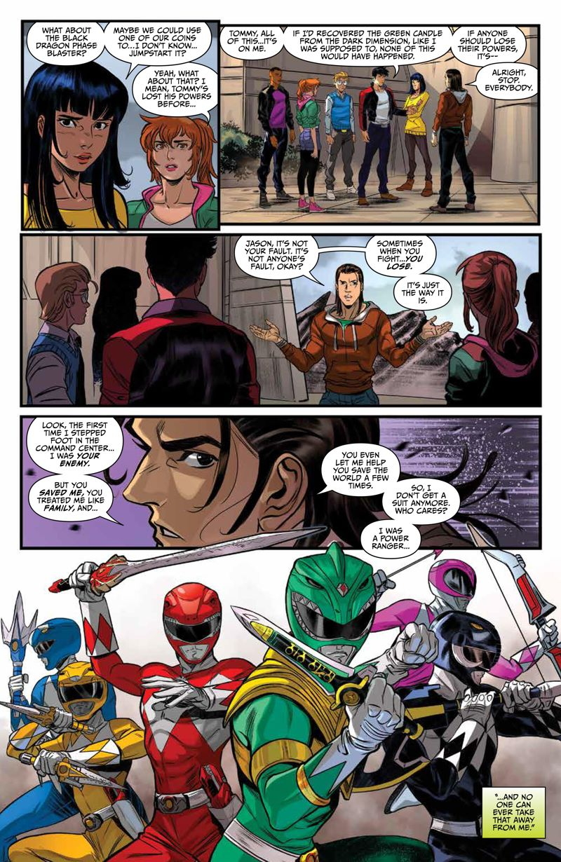 GoGoPowerRangers_v7_SC_PRESS_17 ComicList Previews: SABAN'S GO GO POWER RANGERS VOLUME 7 TP