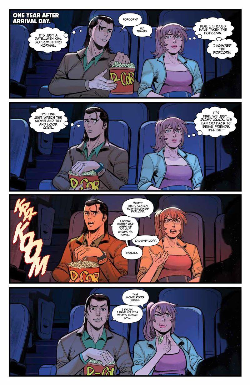GoGoPowerRangers_v7_SC_PRESS_7 ComicList Previews: SABAN'S GO GO POWER RANGERS VOLUME 7 TP