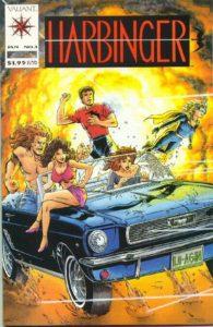HArbinger-1-195x300 8.20 Hottest Comics Biggest Movers Speculation