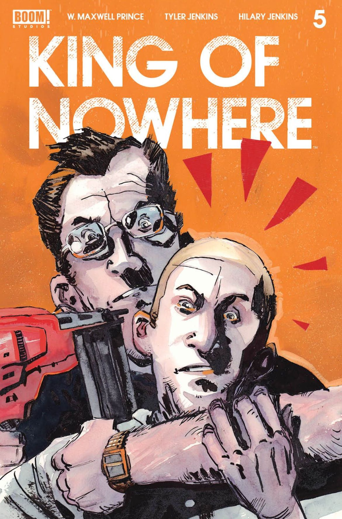 KingNowhere_005_Cover_Main ComicList: BOOM! Studios New Releases for 09/02/2020