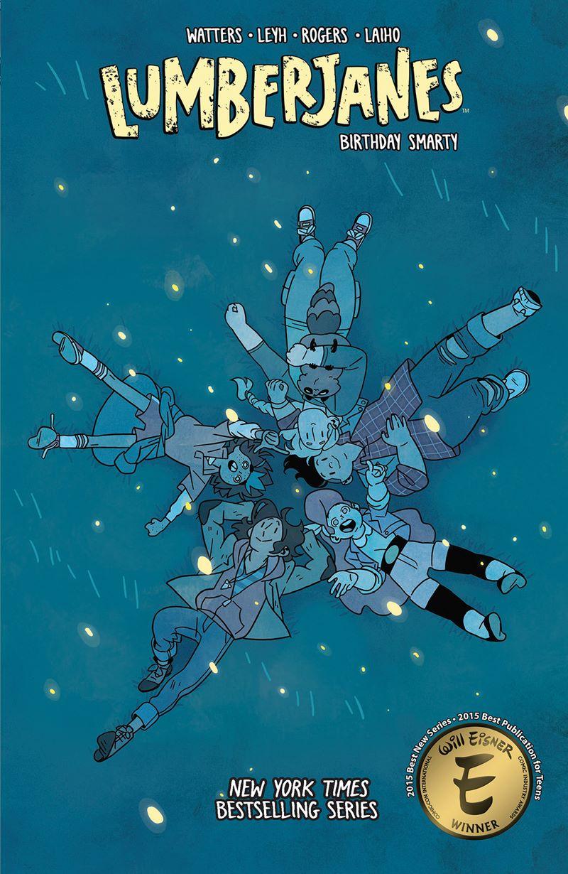 Lumberjanes_v15_SC_Cover ComicList Previews: LUMBERJANES VOLUME 15 TP