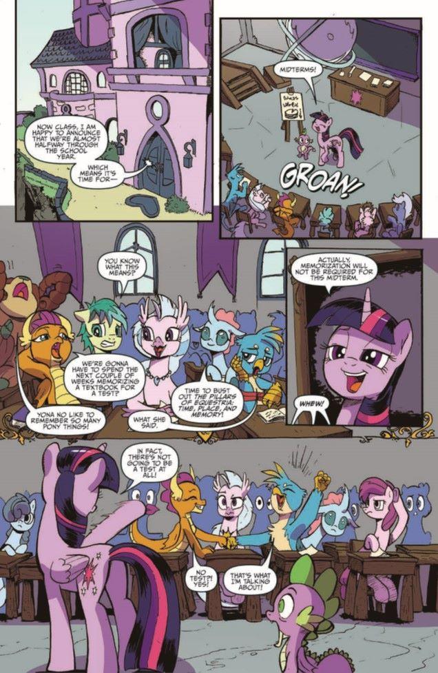MLP_TPBv19-pr-4 ComicList Previews: MY LITTLE PONY FRIENDSHIP IS MAGIC VOLUME 19 TP