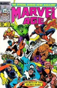 Marvel-Age-12-194x300 Prototypes in Comics: Inspiration For 3 Popular Characters