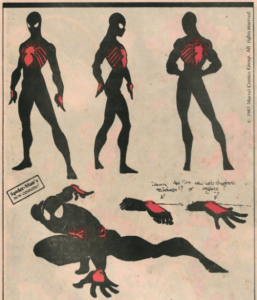 Marvel-Age-12-new-costume-257x300 Prototypes in Comics: Inspiration For 3 Popular Characters