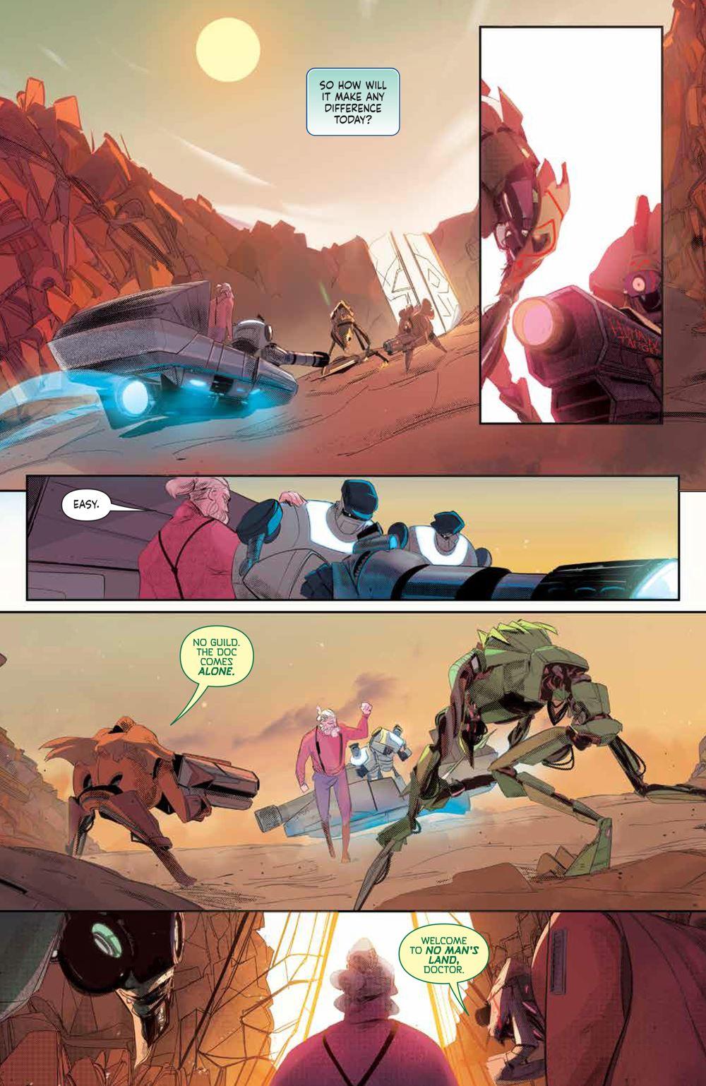 MegaMan_FullyCharged_001_PRESS_6 ComicList Previews: MEGA MAN FULLY CHARGED #1