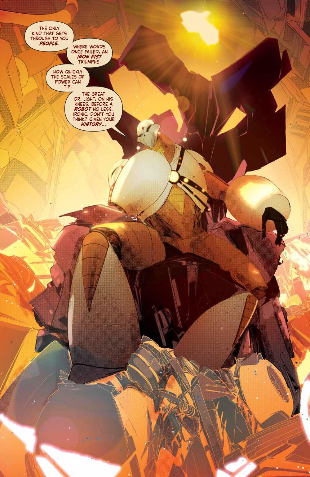 MegaMan_FullyCharged_001_PRESS_8 ComicList Previews: MEGA MAN FULLY CHARGED #1