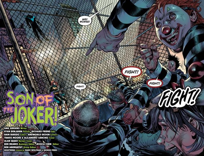NW-73-2-3 ComicList Previews: NIGHTWING #73