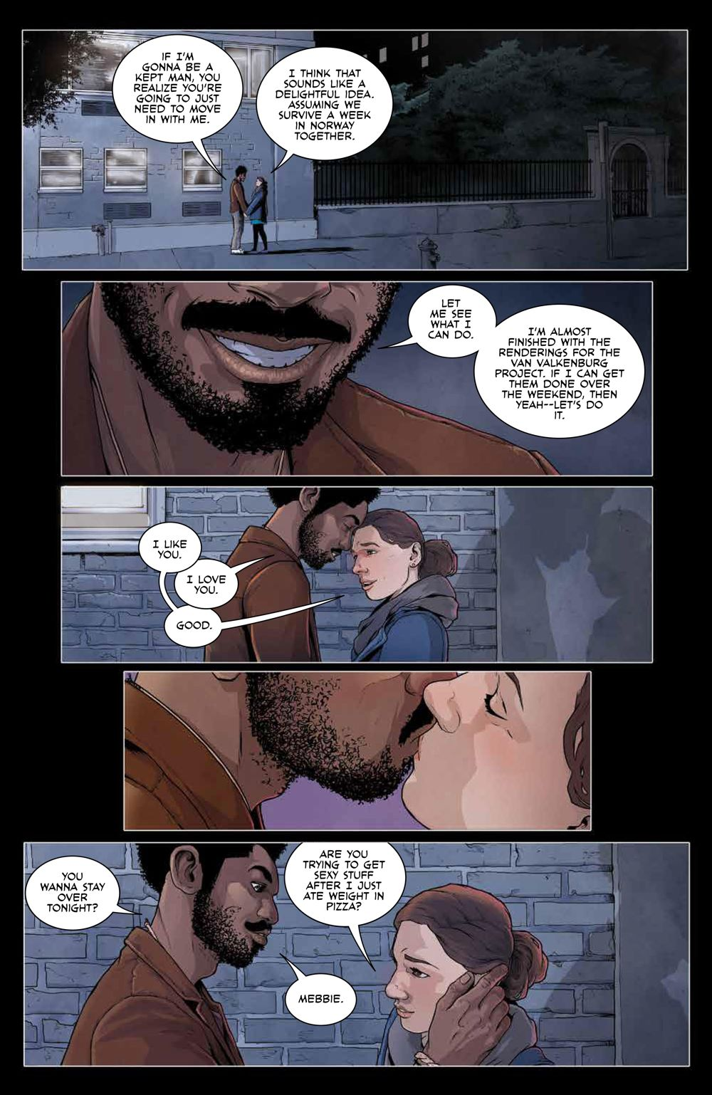 RedMother_v1_SC_PRESS_11 ComicList Previews: RED MOTHER VOLUME 1 TP