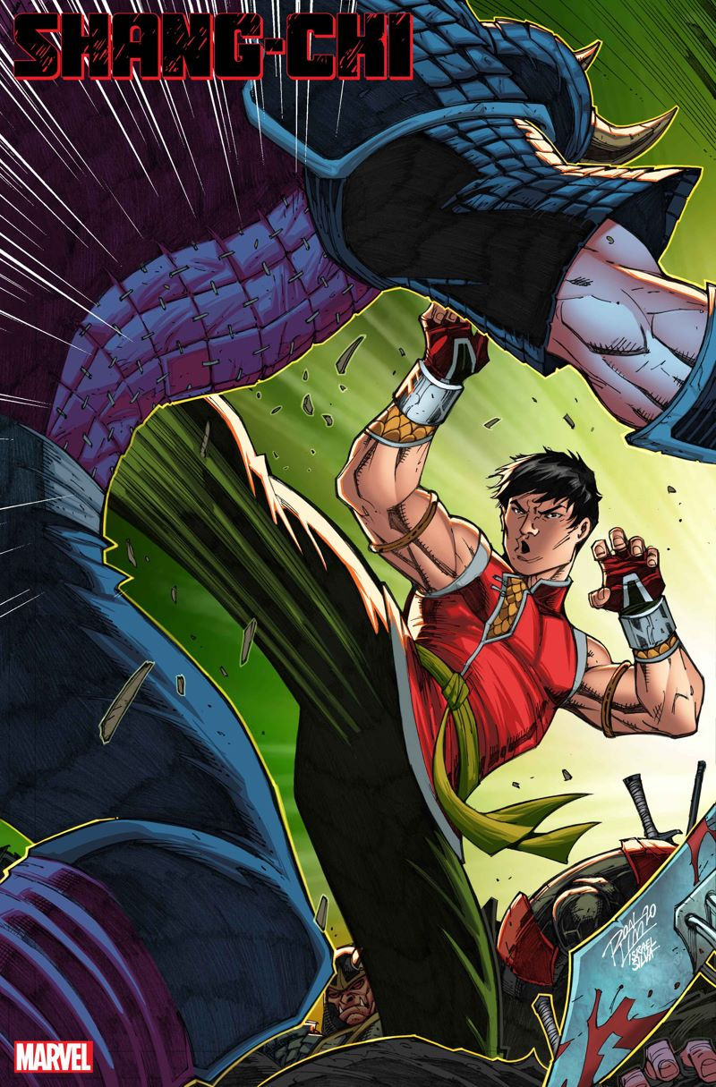 SHANGCHI2020001_RONLIM Ron Lim's SHANG-CHI #1 variant cover revealed