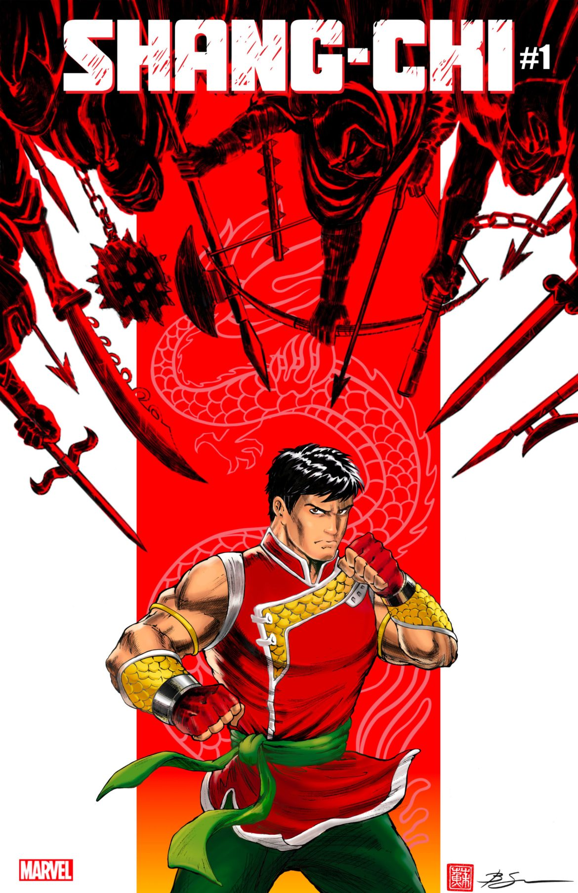 SHANGCHI2020001_SuVariant-scaled Benjamin Su surprises us all with a SHANG-CHI #1 variant cover