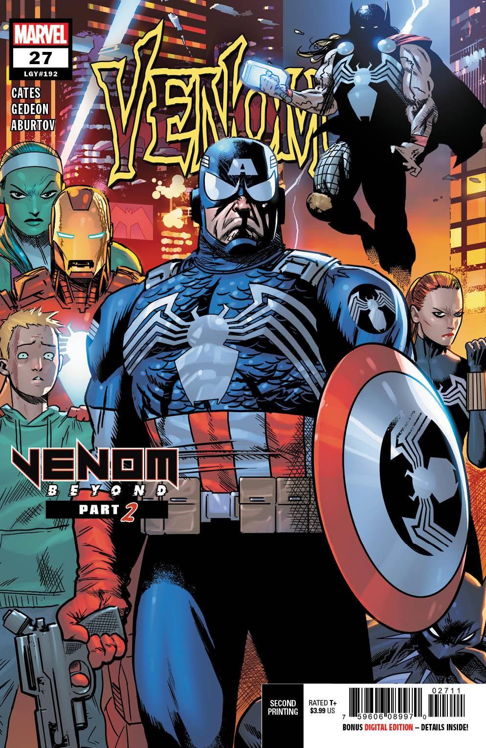 STL168162 ComicList: Marvel Comics New Releases for 09/02/2020