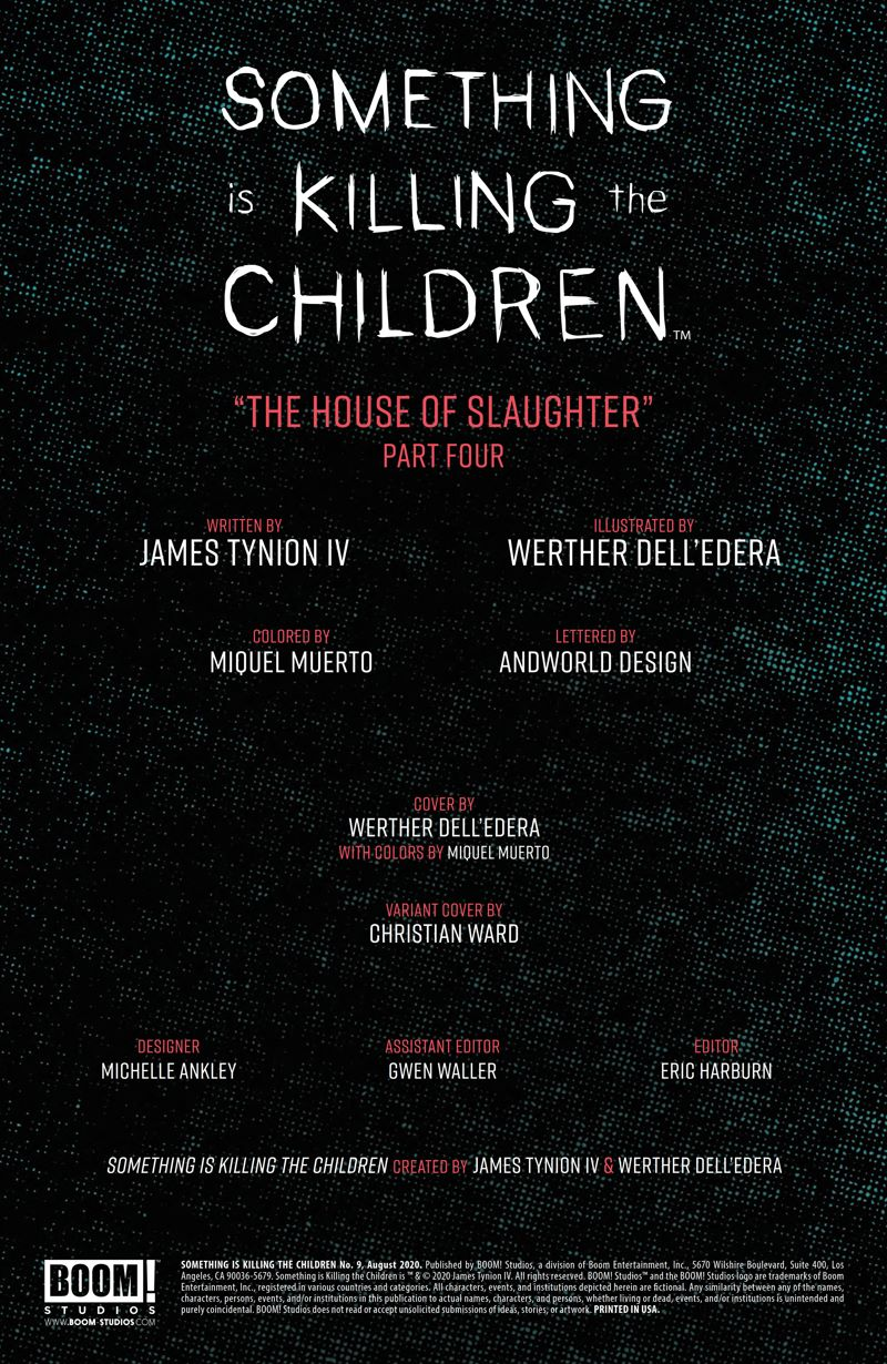 SomethingKillingChildren_009_PRESS_22 ComicList Previews: SOMETHING IS KILLING THE CHILDREN #9