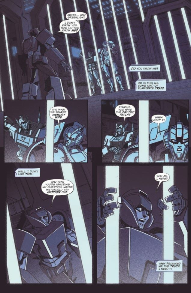 TF_Galaxies_08_preview-3 ComicList Previews: TRANSFORMERS GALAXIES #8
