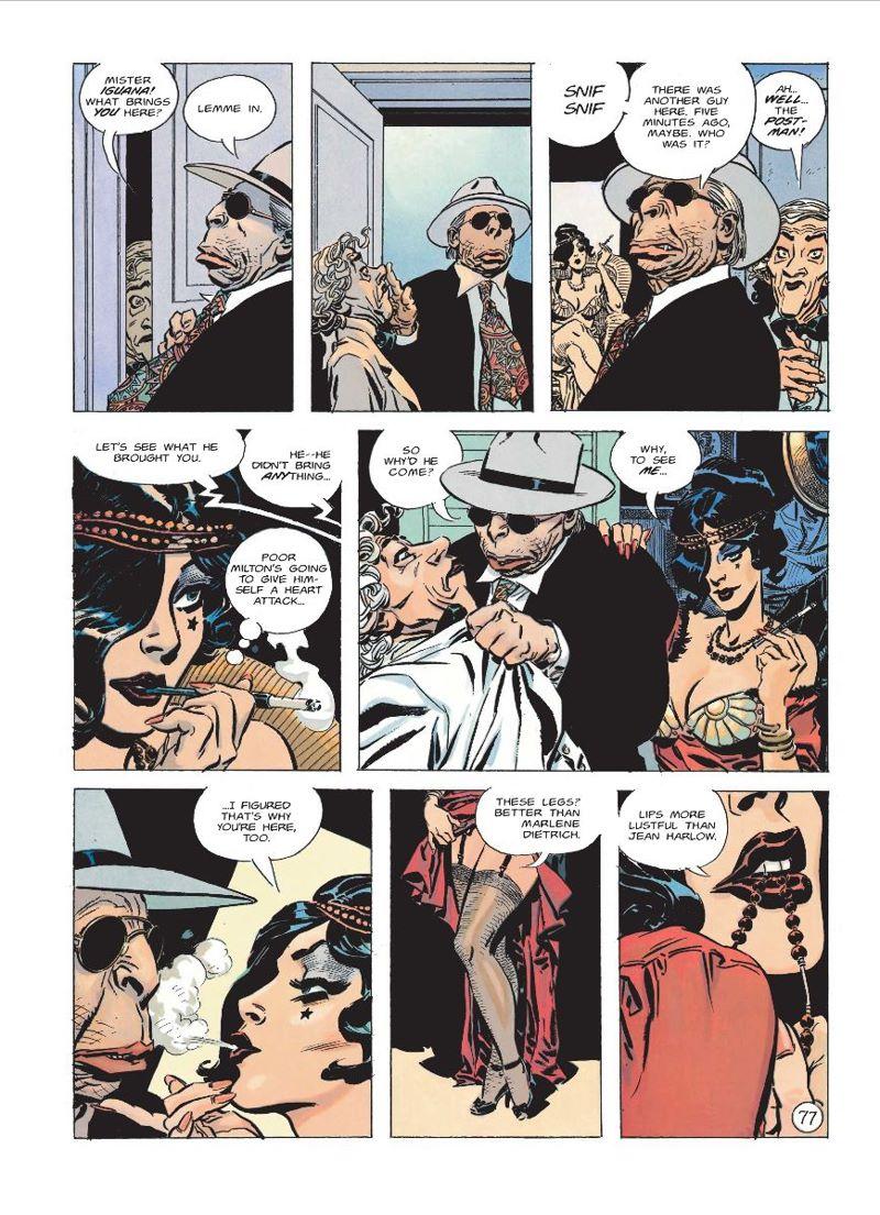 TheBigHoax_0 ComicList Previews: THE BIG HOAX HC