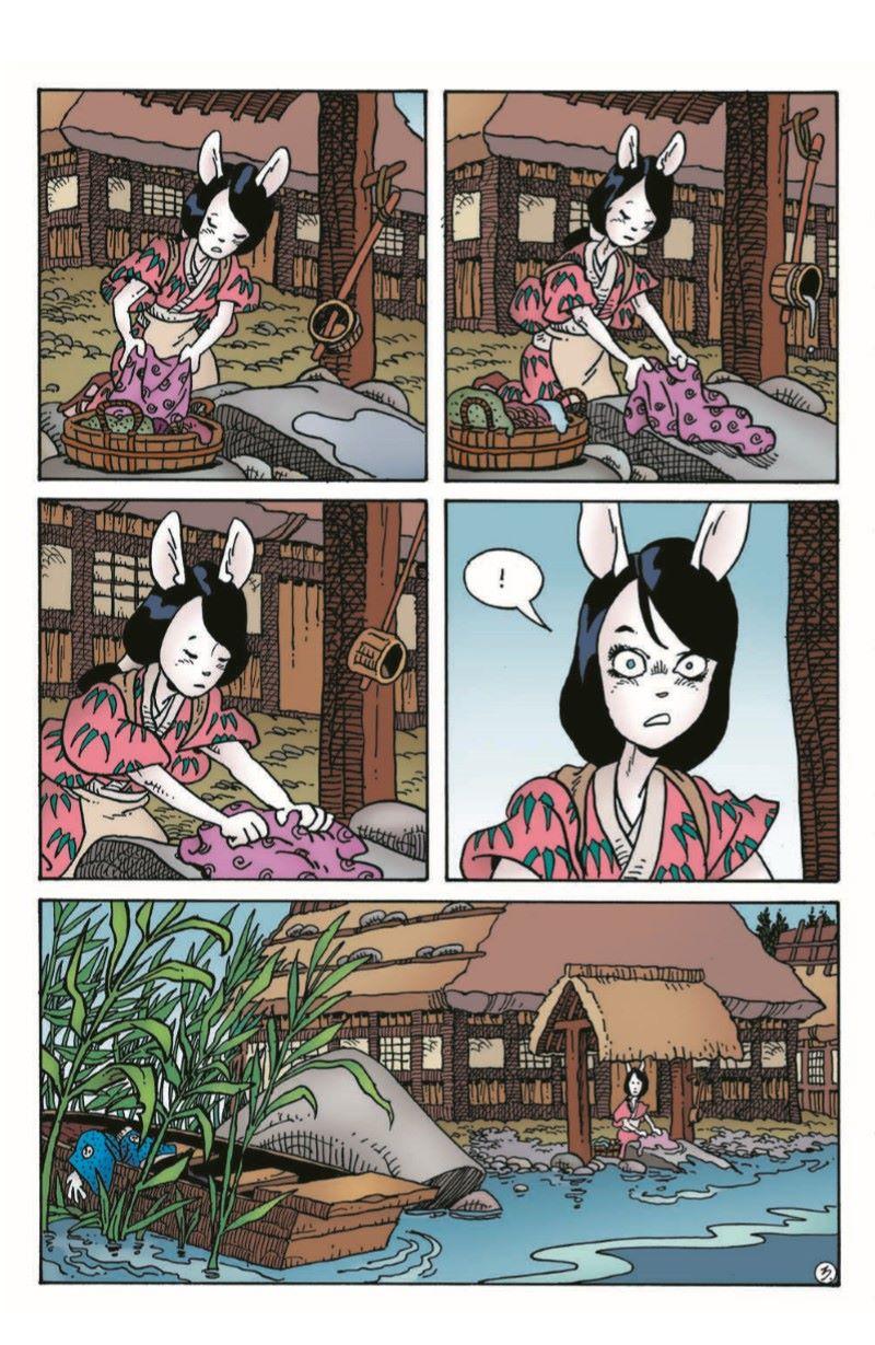 Usagi11_pr-5 ComicList Previews: USAGI YOJIMBO #11