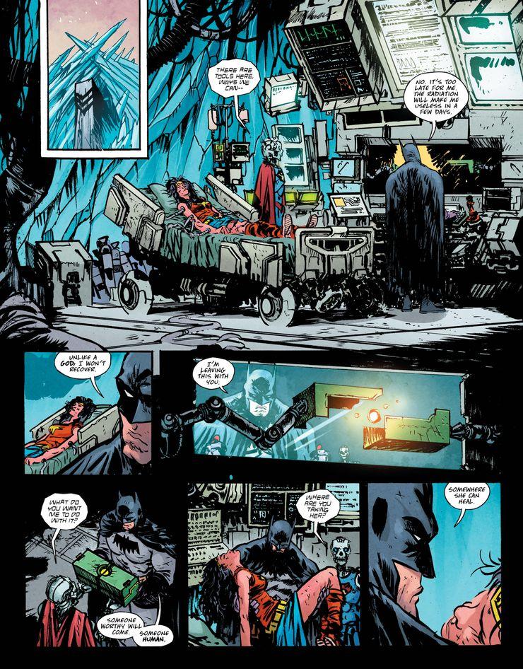 WW-DE-4-1 ComicList Previews: WONDER WOMAN DEAD EARTH #4