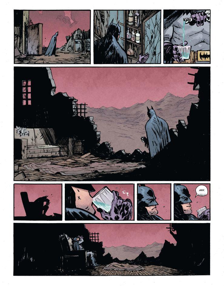 WW-DE-4-3 ComicList Previews: WONDER WOMAN DEAD EARTH #4