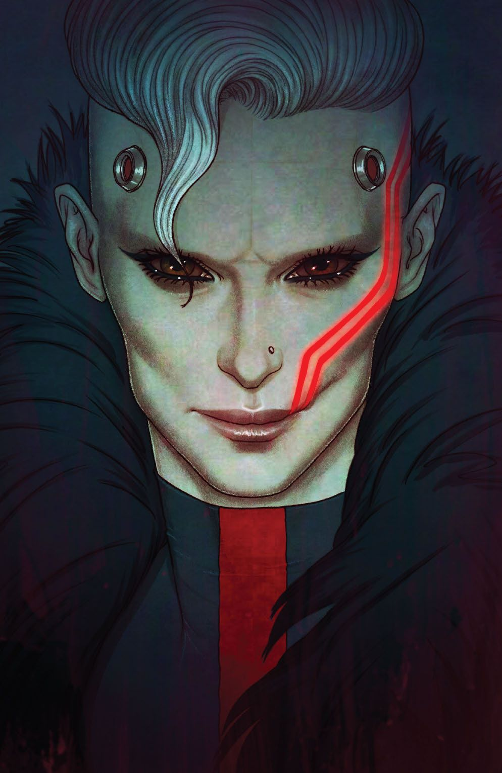 WeOnlyFindThem_001_Cover_VariantFrison ComicList Previews: WE ONLY FIND THEM WHEN THEY'RE DEAD #1
