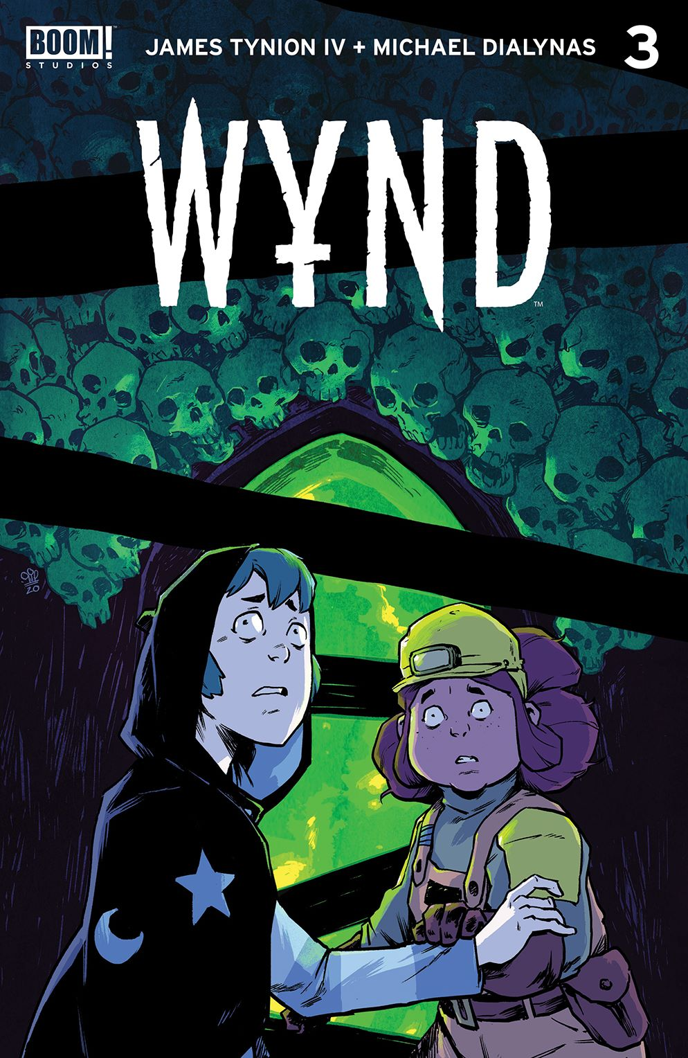 Wynd_003_Cover_Main ComicList: BOOM! Studios New Releases for 08/26/2020