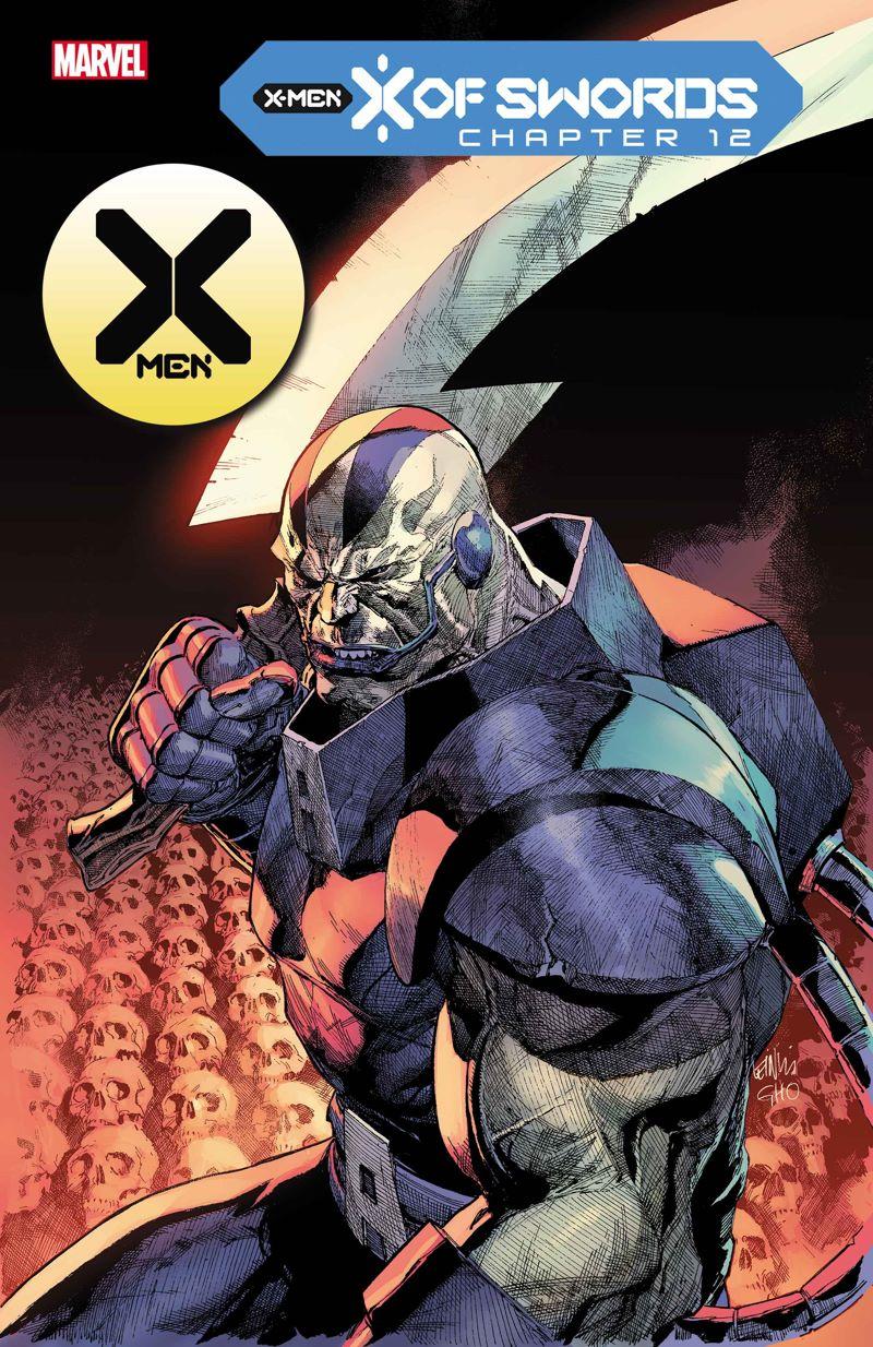 XMEN2019014_cov Marvel Comics releases November X OF SWORDS covers