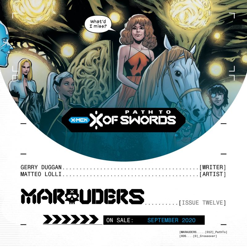 XOS_PROMO_M The Red Queen returns in MARAUDERS #12