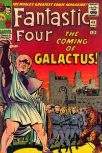ff48-200x300 Top Comics: Silver Age