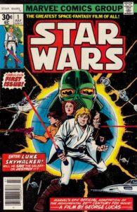star-wars-1-195x300 Can The Mandalorian Defibrillate Star Wars Comics?