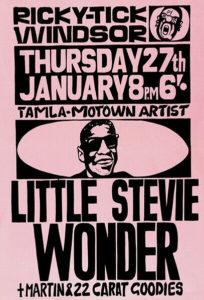 stevie-wonder-poster-1-204x300 Stevie Wonder: Collecting in the Key of Wonderful