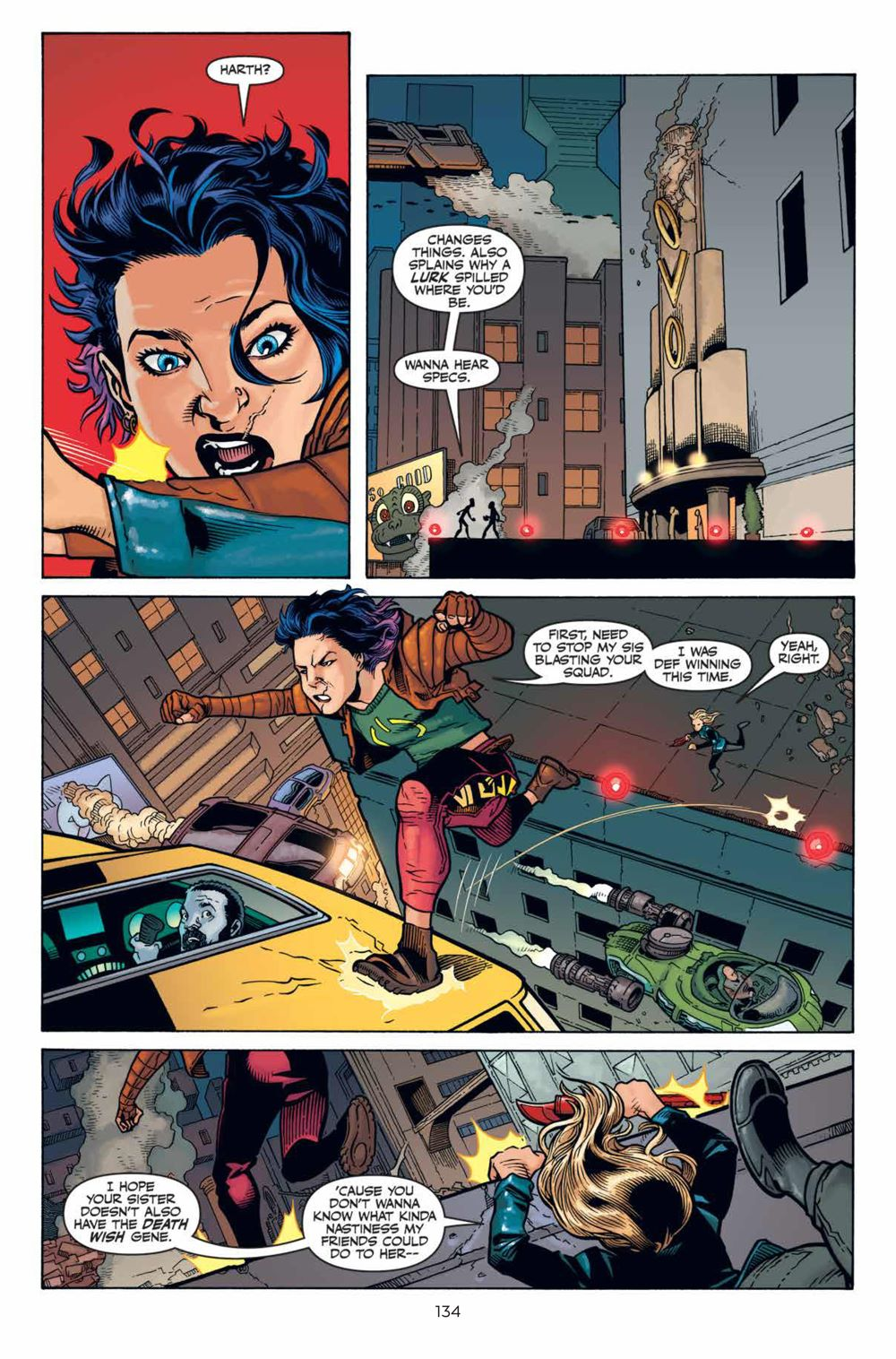 Buffy_Season12_HC_PRESS_138 ComicList Previews: BUFFY THE VAMPIRE SLAYER SEASON 12 LIBRARY EDITION VOLUME 1 HC
