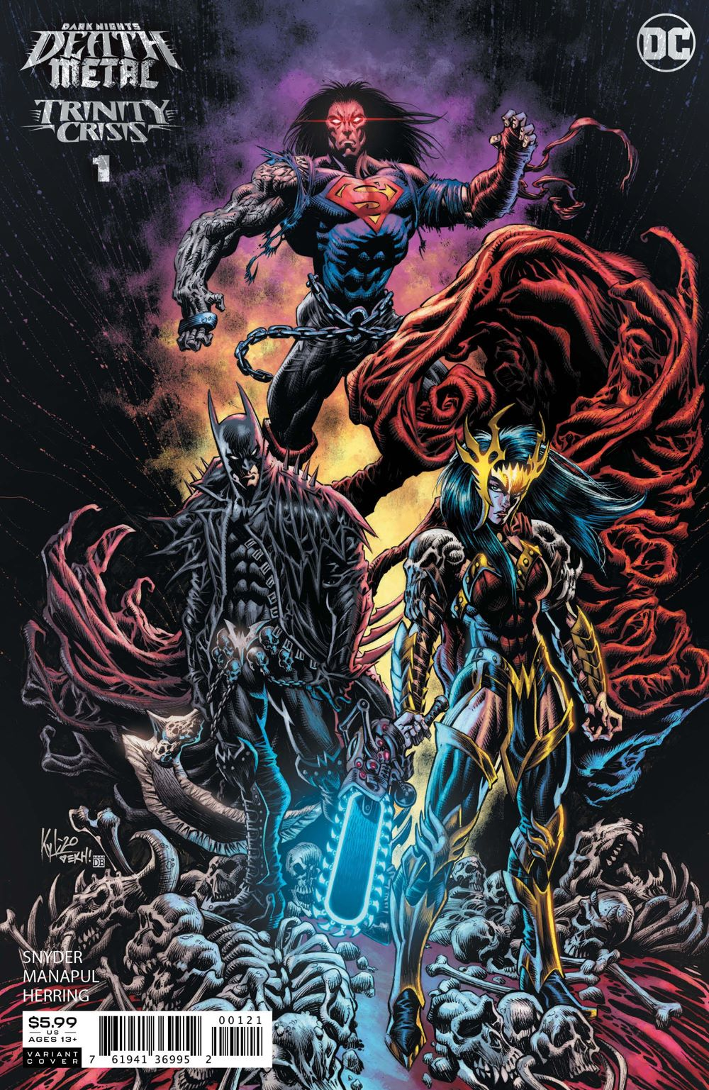 DNDM-TC-Cv1-var ComicList Previews: DARK NIGHTS DEATH METAL TRINITY CRISIS #1