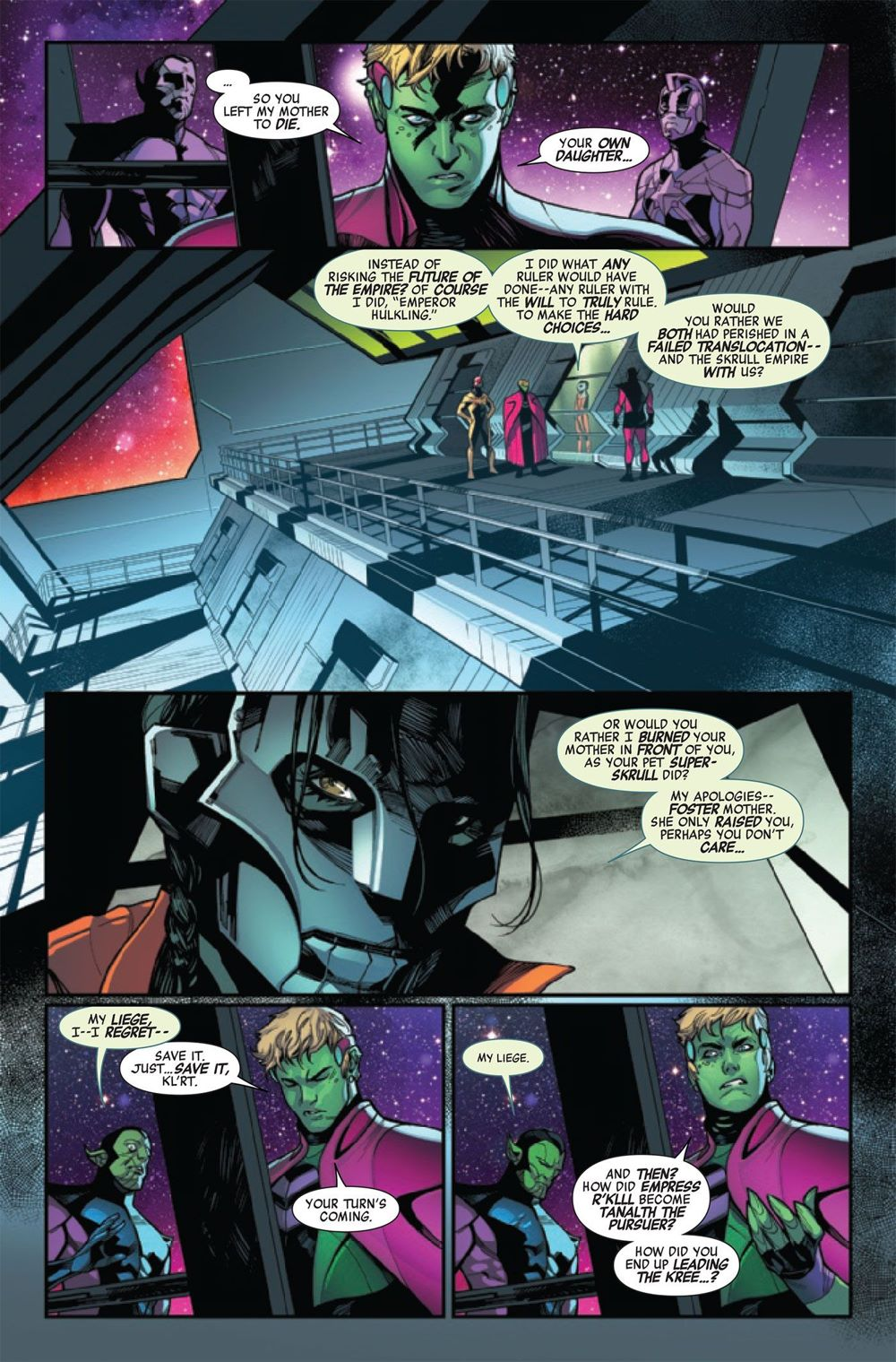 EMPYREAFTERAVEN2020001-Preview-3-1 ComicList Previews: EMPYRE AFTERMATH AVENGERS #1