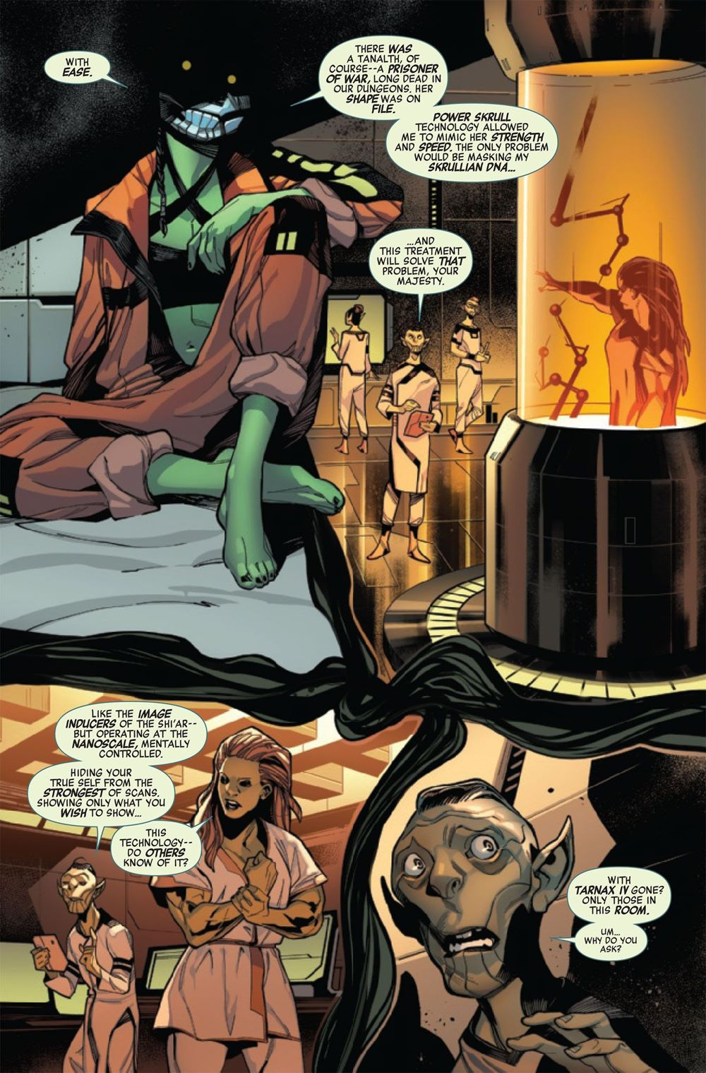 EMPYREAFTERAVEN2020001-Preview-4-1 ComicList Previews: EMPYRE AFTERMATH AVENGERS #1