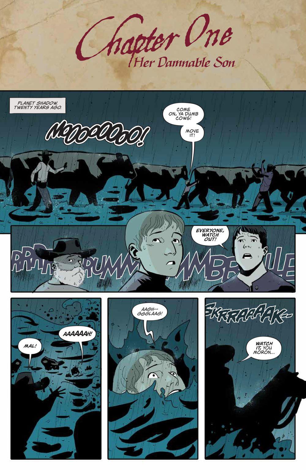 Firefly_NewSheriffVerse_v1_HC_PRESS_11 ComicList Previews: FIREFLY NEW SHERIFF IN THE 'VERSE VOLUME 1 HC